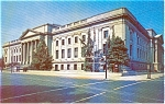 Ben Franklin Institute Philadelphia PA Postcard p1000