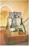 Liberty Bell, Philadelphia, PA Postcard