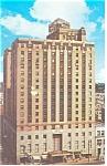 Akron, OH, Sheraton Hotel Postcard