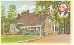 Newburgh NY Washington s Headquarters Postcard p10216