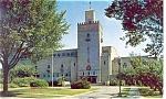 Harrisburg , PA Zembo Mosque Postcard