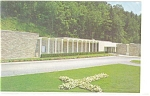 Click here to enlarge image and see more about item p10354: Christus Gardens, TN Building Exterior Postcard