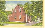 Providence RI Betsy Williams Cottage Postcard p10415