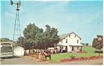 Intercourse,PA, Stoltzfus Dutch Farm House Postcard