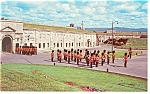 Quebec,Canada, Change of Guard at Citadel Postcard