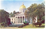 Montpelier Vermont State Capitol Postcard
