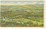 Click here to enlarge image and see more about item p10590: Brattleboro VT Molly Stark Trail Postcard p10590