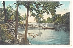 Thousand Islands,NY, Eel Bay From Narrows Postcard
