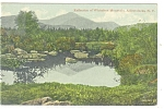 Click here to enlarge image and see more about item p10655: Adirondacks NY Whiteface Mountain Postcard p10655 1913