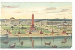 Click here to enlarge image and see more about item p10690: Jamestown Exposition Postcard p10690