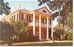 Natchez MS  Arlington Postcard p10738