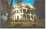 Natchez MS Stanton Hall  Postcard p10740