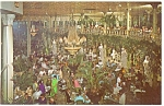 Clearwater  FL Kapok Tree Inn Ball Room Postcard p10792