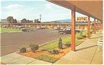Duncansville, PA, Penn Alto Motel  Postcard