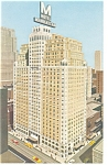 New York City NY Hotel Manhattan Postcard p10881