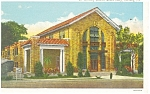Hershey,PA, Hershey Estates Model Dairy Postcard