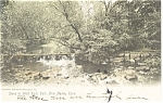 New Haven ,CT, West Rock Park Postcard 1907
