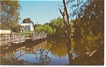 Click here to enlarge image and see more about item p11072: Rehoboth Beach , DE, Lake Gerar Postcard