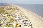 Click here to enlarge image and see more about item p11073: Fenwick Island  DE Aerial View Looking North Postcard p11073