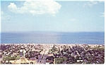 Rehoboth Beach , DE, Business District Postcard