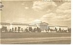 Washington DC, National Gallery of Art Postcard