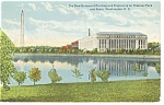 Click here to enlarge image and see more about item p11140: Washington DC, Bureau Of Printing And Engraving Pcard
