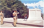 Tomb of the Unknown Soldier Postcard p11146