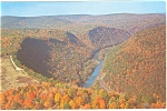 Click here to enlarge image and see more about item p11172: Pennsylvania Grand Canyon, PA Postcard p11172