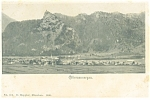 Oberammergau, Germany Postcard 1901