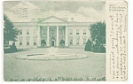 Washington DC White House Postcard 1905