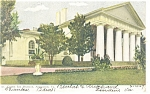 Click here to enlarge image and see more about item p11371: Arlington VA Custis Lee Mansion Postcard p11371 1907