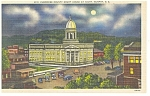Murphy NC Cherokee County Court House Postcard p11531