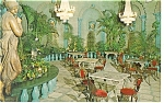 Click here to enlarge image and see more about item p11545: Clearwater,FL, Kapok Tree Inn Foyer Postcard