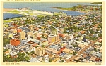 St Petersburg Florida Postcard p1160