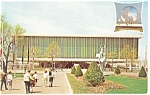 New York World's Fair Postcard US Pavilion 1964
