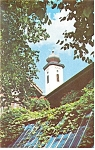 Frankenmuth Bavarian Inn Onion Tower Postcard p11664
