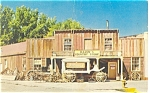 Click here to enlarge image and see more about item p11671: Carson City, CA, Hardys Country Store Postcard ca 1950