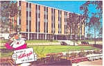 Battle Creek, MI, Kellogg Company Postcard
