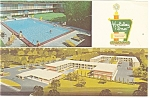 Holiday Inn of Orlando Florida Postcard p11700