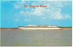 The Virginia Beach Ferry Postcard p11713