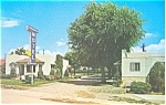 Click here to enlarge image and see more about item p11730: Glendale Motel, Colorado Springs, CO Postcard