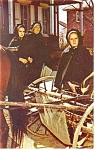 Amish Women, Lancaster, PA Postcard p11826