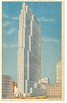 RCA Building New York City Postcard p11974