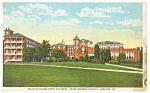 Indiana, PA The State Normal School Postcard