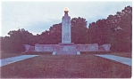 Click here to enlarge image and see more about item p12055: Gettysburg, PA Peace Memorial Postcard