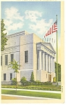 Columbia,SC,World War Memorial Postcard 1944