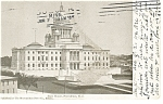 Providence,RI, The State Capitol Postcard 1905