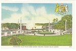 Click here to enlarge image and see more about item p12244: Ontario, Oakes Garden Theatre Postcard