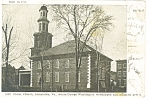 Alexandria  VA Christ Church Postcard p12261