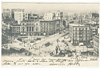 Click here to enlarge image and see more about item p12285: Detroit, MI , Campus Martius Postcard 1906